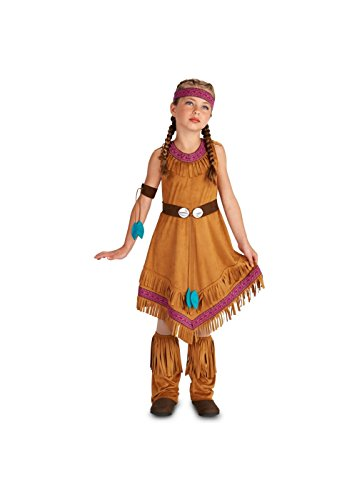 Big Girls' Native American Costume