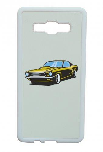 """Smartphone Case Apple IPhone 4/ 4S """"hot Rod Sportwagen Oldtimer Young Timer Shellby Cobra GT Muscel Car America Motiv 9815"""" Spass- Kult- Motiv Geschenkidee Ostern Weihnachten"""
