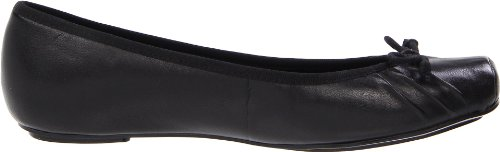 Jessica Simpson Women's Leve Flat Black Western QDaowY