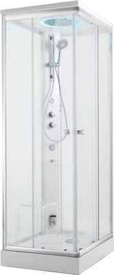 Original Trade – Cabina ducha multifunción autoportante Mod. Kamet, cm 70 x 100: Amazon.es: Bricolaje y herramientas