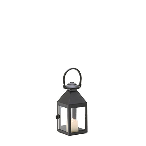 Revere Small Candle Lantern - Slick Open Loop