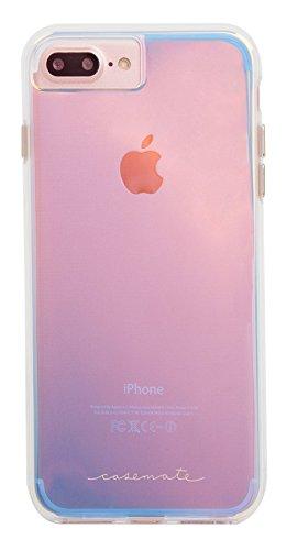 Case-Mate - iPhone 7 Plus Case - NAKED TOUGH - for iPhone 7 Plus / 6s Plus / 6 Plus - Iridescent - AZN035168