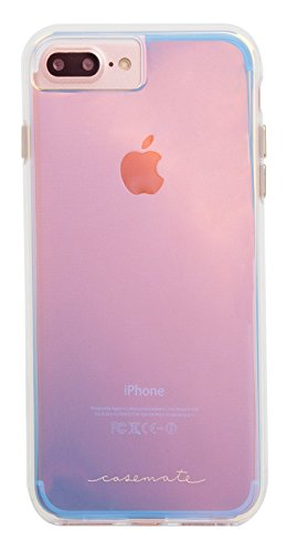IRIDESCENT PINK Tough Bling Cute Phone Cover Case Accessorie