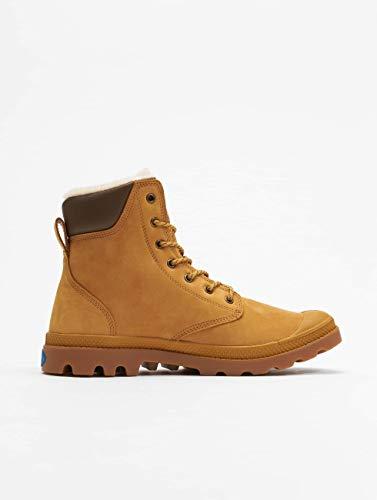 Gold amber Pampa 846 Palladium Amarillo Gum Clasicas mid Sport Botas Adulto Wps Unisex zd8dpxwq