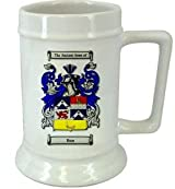 Bien-German Family Crest Stein / Bien-German Coat of Arms Stein