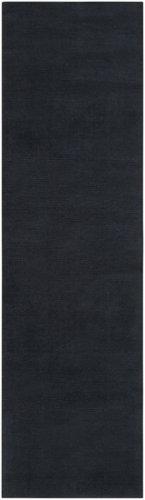 Coal Black Wool - 1