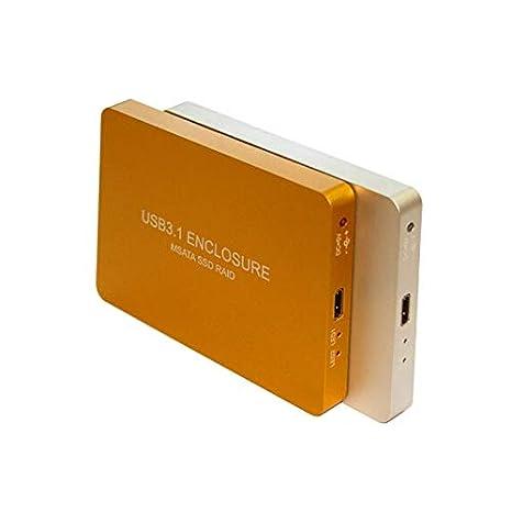 Amazon.com: TL-ANALOG HOT USB-C USB3.1 Type-C a 2 Puertos ...