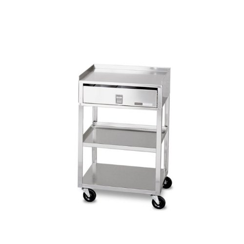 Chattanooga MB TD Stainless Steel Cart product image