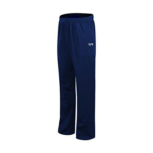 TYR 401Wstpm2axs pour homme Alliance Warmup Pantalon, Bleu marine, XS