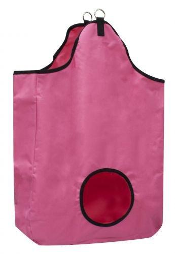 Showman Tough Tote Hay Bag Pink