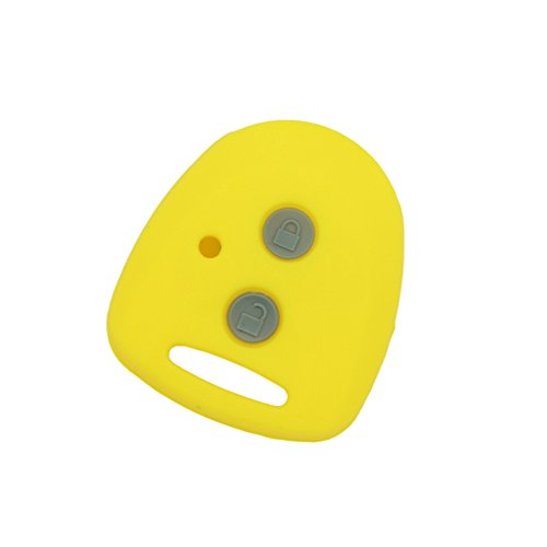 dsp-silicone-cover-skin-jacket-fit-for-perodua-2-button-remote-key-cv4472-yellow
