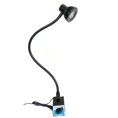 Gooseneck Led Light Magnetic Base