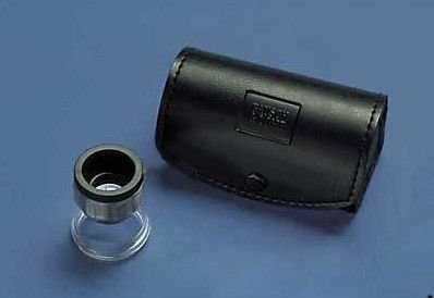 Bausch & Lomb 81-34-35 Hastings Measuring Magnifier; Magnification; 7X