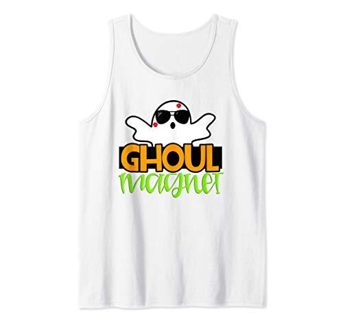 Cheap Halloween Parties Nyc 2019 (Ghoul Magnet Cute Boys Heartbreaker Kids Party Halloween Tank)