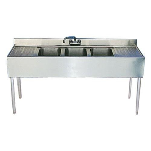 Compartment Bar Sink - 5