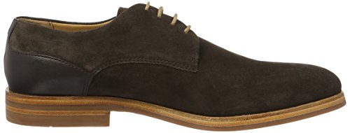 brown Uomo Scarpe 42 Hudson Marrone Enrico Suede Basse London ZCAqY8