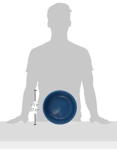Petmate Fool-A-Bug Pet Bowl Jumbo (Assorted Colors - Jumbo (10x10x3.5'') ) by Petmate (Image #2)