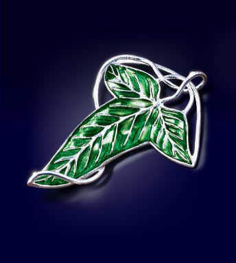 leaf clasp lord of the rings - 4