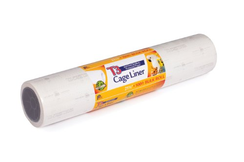 Prevue Hendryx Pet Products T3 Cage Liner, 21-1/2-Inch by (Bird Liner)
