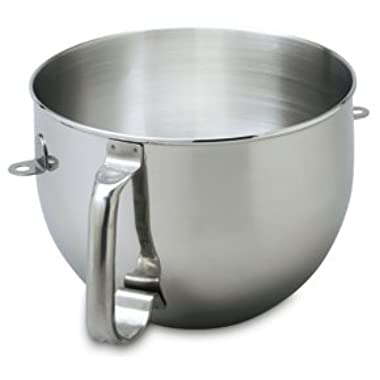 KITCHENAID 7 QUART MIXER BOWL Stainless Steel