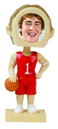 Basketball Player Photo Bobble Head