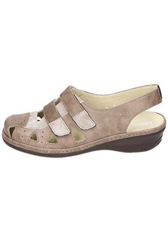 Zapatos beige Comfortabel para mujer vq8n0Pip1