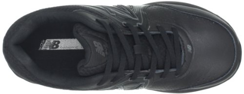 New Balance - Zapatillas de running para mujer, color negro, talla 38.5