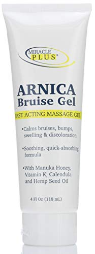Miracle Plus Arnica Bruise Cream for