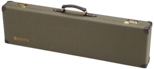 """Beretta SVPD20 32"""" Hard Canvas for Standard Over & Under Guns Wool Felt Lined Gun Case"""