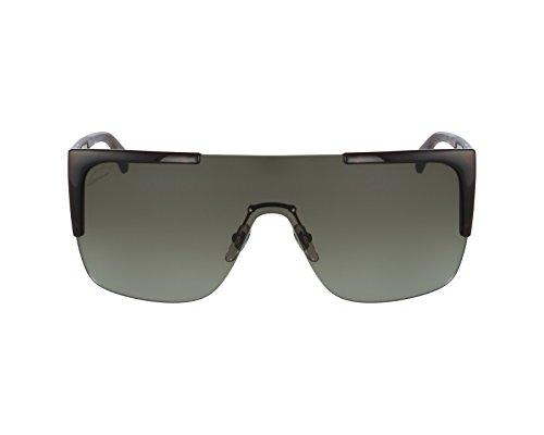 Gucci sunglasses GG 3752/S 106S9 Acetate Red - Dark Havana Black - Shield Gucci