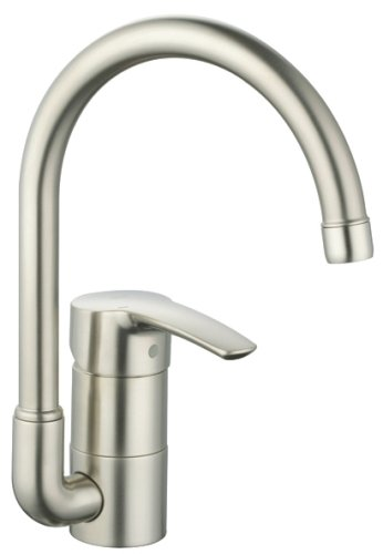 Eurostyle Single-Handle Prep Sink - Faucet Grohe Prep