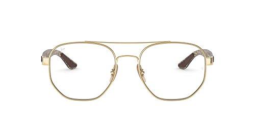 Monturas 0rx8418 Gold ban Ray De Unisex 51 Gafas wBZxFq