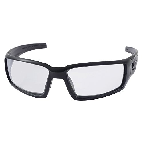- Howard Leight by Honeywell Uvex Hypershock Shooting Glasses with Uvextreme Plus Anti-Fog Lens Coating, Clear Lens (R-02220)