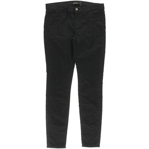 J Brand Womens Dark Low Rise Jeggings Black 29 (Hippie Brand Jeans)