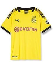 PUMA Jungen BVB Home Shirt Replica Jr Evonik with OPEL Logo Trikot
