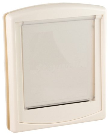 PetSafe PetSafe 700 Series Plastic Wall/Door Pet Door, Plastic, Large