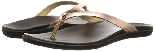 Sandal Copper Dark Hoopio Woman jave Brown Java Copper Olukai qY1A6x5n