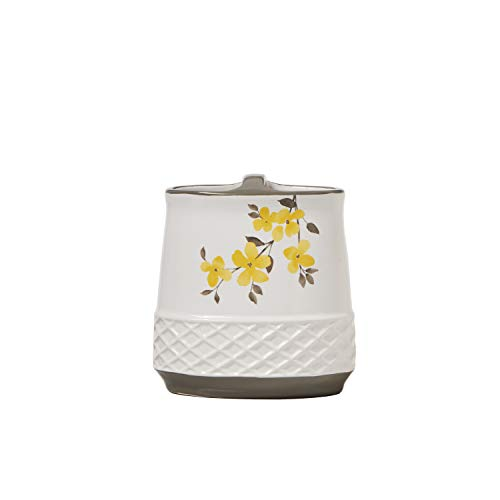 SKL Home by Saturday Knight Ltd. Spring Garden Toothbrush Holder, Yellow from SKL Home by Saturday Knight Ltd.