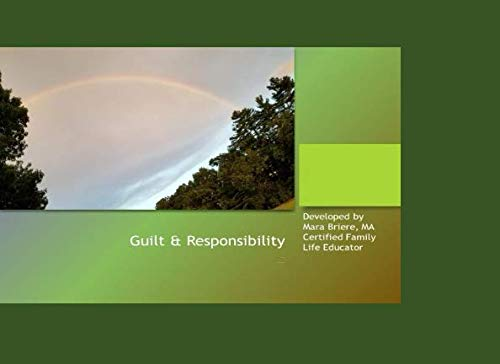 Pdf Self-Help Guilt & Responsibility: Disabling the Enabling with our loved ones with mental illnesses