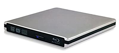 MCE Super-BluDrive, Blu-Ray Player and SuperDrive for Mac, USB 3.0, includes Mac Blu-ray Player Software! from MCE