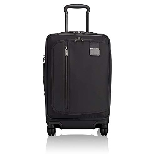 Tumi Merge International Expandable Carry-on Luggage, Green Camo