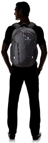 Eagle Creek EAC 41293. 010Universal Traveler Backpack RFID BK Rucksack für Kinder, Kunststoff, schwarz, 52cm Schwarz