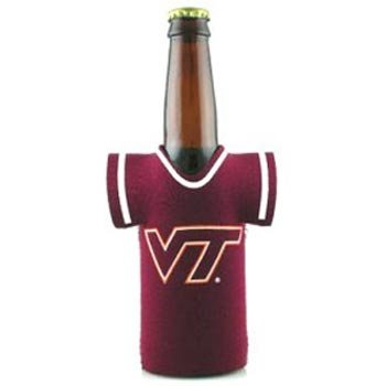 (Kolder NCAA Virginia Tech Bottle Jersey, One Size, Multicolor)