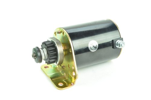Electric Starter Motor Replacement for Briggs & Stratton 497595, 394805, 693054 - Oregon 33-700