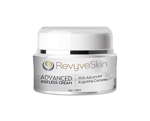 Revyve Skin Advanced Ageless Cream 1.0 Fl Oz/30mL Advanced Wrinkle Cream