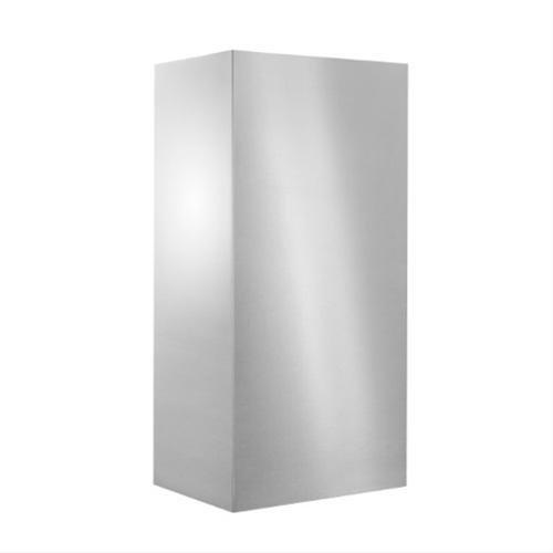 Stainless Steel Flue Extension for 10' Ceilings On Wtt32i48sb - 10' Flue Extension Ceiling