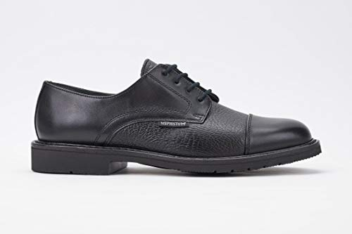 Mephisto Men's Melchior Oxford, Black, 11 M -