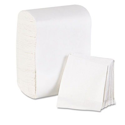 1-Ply Napkin Dispenser Refill by Georgia-Pacific, White, 39202, 32 Bands @ 250 Count (8000 ct) ()