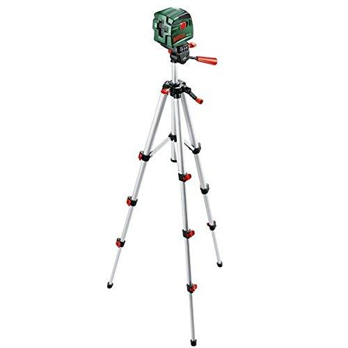 126 opinioni per Bosch PCL 10 Set Livella Laser Multifunzione, Verde/Argento