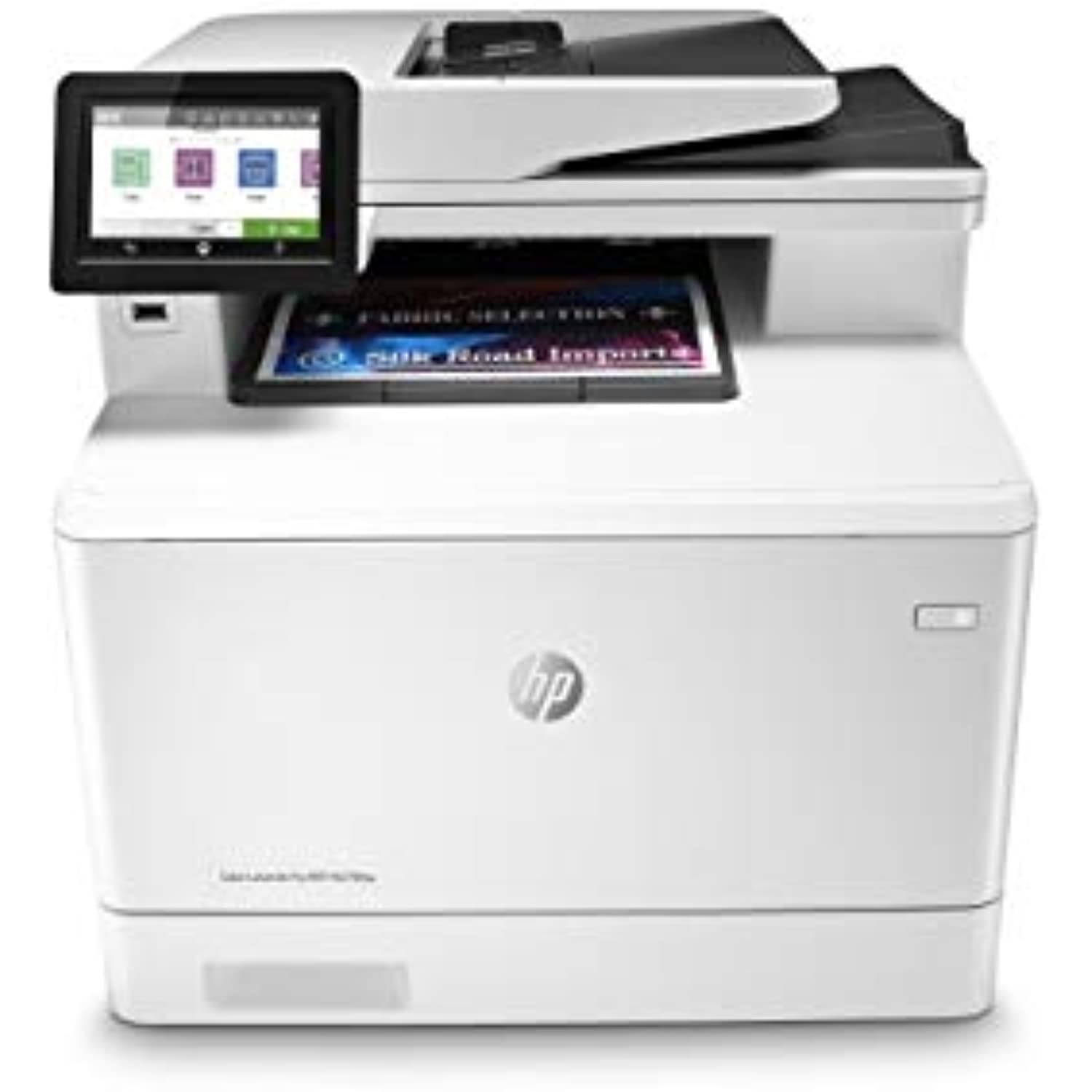 HP Color LaserJet Pro Multifunction M479fdw Wireless Laser Printer with One-Year, Next-Business Day, Onsite Warranty (NO INK INCLUDED)